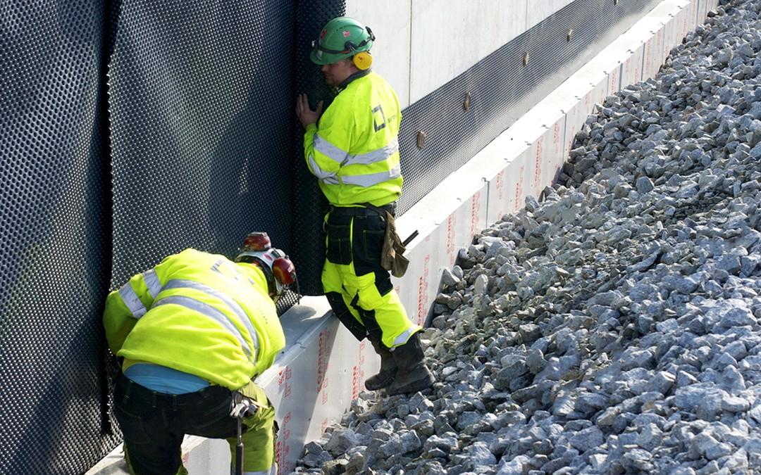 Drenaje e impermeabilización: su importancia en construcción