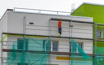Los sistemas más populares para rehabilitación térmica de fachadas